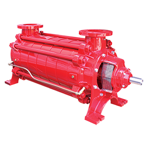 Horizantal Multistage Fire Pumps FCM
