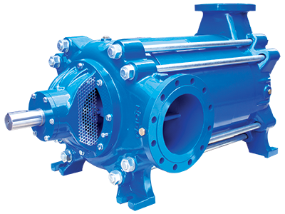 Horizontal Shaft, Multistage Centrifugal Pumps CM-D