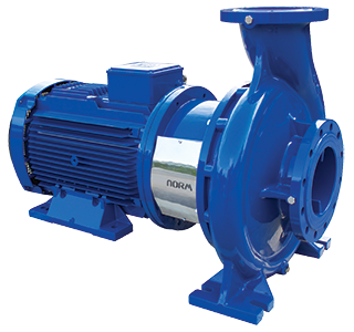Monoblock Centrifugal Pumps NSM